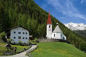 St. Gertraud im Ultental - [Nr.: ultental-st-gertraud-002.jpg] - © 2007 www.drescher.it